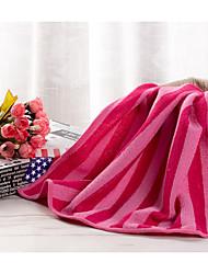 Недорогие -Свежий стиль Полотенце для рук,В полоску Высшее качество Чистый хлопок Полотенце