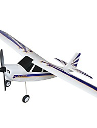 cheap -RC Airplane V765-1 4CH 2.4G KM/H Some Assembly Required Brush Electric