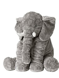 cheap -Elephant Stuffed Toys Cushion Pillow Stuffed Animals Plush Toy Cute Animals Animal Design Cute Girls' Boys'