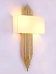 Ambient Light Wall Sconces 3 E14 E12 Simple Modern/Contemporary Electroplate For