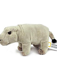 Stuffed Toys Toys Hippo Animal Kids Adults' Pieces