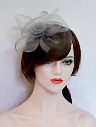 Недорогие -чистые факсимиляторы шляпы головной убор свадебная вечеринка элегантный женственный стиль
