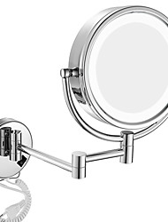 cheap -Mirror Contemporary Chrome Wall Mounting