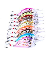 baratos -1 pçs Isco Duro ABS Pesca de Mar Pesca Voadora Isco de Arremesso Rotação Pesca de Gancho Pesca Geral Pesca de Isco