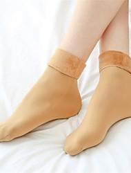 cheap -Women's Warm Socks,Nylon
