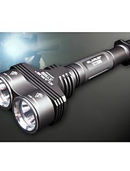 KLARUS LED Flashlights/Torch Handheld Flashlights/Torch LED Lumens Manual Mode Cree XM-L T6 No Professional Waterproof High Quality