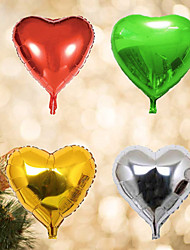 10pcs - 10inch Heart Shaped Balloons Beter Gifts® DIY Decoration