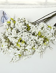 1 Branch Polyester Others Tabletop Flower Artificial Flowers