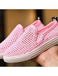 economico -Da ragazza Scarpe Tulle Primavera Autunno Comoda Sneakers Per Casual Nero Grigio Rosa