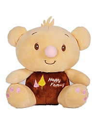 cheap -Teddy Bear Animals Cartoon Stuffed Animal Plush Toy Cute Animals Cartoon Lovely Girls' Gift