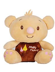 economico -Orsacchiotto di peluche Animali Cartone animato giocattoli farciti Animali peluches Carino Animali Animali Cartone animato Adorabile