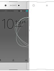 Proteggi Schermo per Sony Sony Xperia XA1 Vetro temperato Proteggi-schermo frontale Alta definizione (HD) Durezza 9H Estremità angolare a