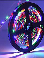 Lâmpada de luz de tira led de 5 m 300leds 5050smd rgb dc5v não à prova de água para iluminação de fundo de TV 1pcs