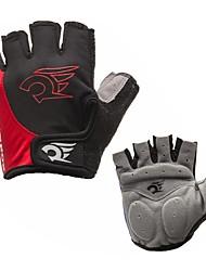 Спортивные перчатки Перчатки для велосипедистов Нескользящий Без пальцев Нейлон Горные велосипеды Шоссейные велосипеды Спорт в свободное
