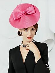 Недорогие -полиэстер шляпы головной убор свадебный вечер элегантный классический женский стиль