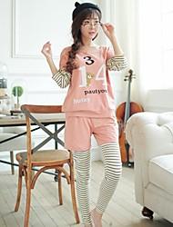 cheap -Women's Cotton Pajama