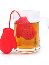 1 ml  silicone Tea Strainer , Maker