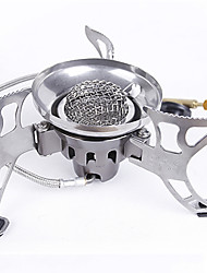 Backpacking Stoves Folding Stove Camping Stove Camping Burner Stove Windproof Aluminium for