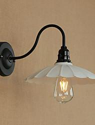 economico -Vintage / Paese / Tradizionale / Classico Lampade da parete Metallo Luce a muro 110-120V / 220-240V 4W