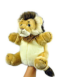 cheap -Finger Puppets Puppets Hand Puppet Toys Lion Cute Animals Lovely Plush Children's Adults' Pieces