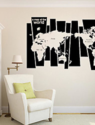 Leisure Wall Stickers Plane Wall Stickers Decorative Wall Stickers,Plastic Material Home Decoration Wall Decal