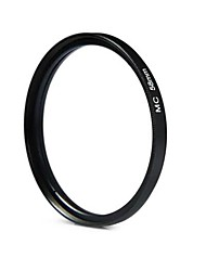 58mm mc uv ultraviolet filterbeschermer voor Sony canon dslr camera - zwart