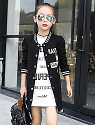 Girls' Print Jacket & Coat