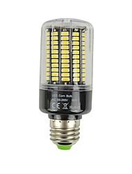 Недорогие -1шт 12 W 1180 lm E26 / E27 LED лампы типа Корн T 132 Светодиодные бусины SMD 5736 Декоративная Тёплый белый / Холодный белый 85-265 V