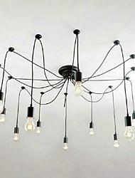 billige -Natur-inspirert Tradisjonell / Klassisk Moderne / Nutidig Ministil designere Lysestager Baggrundsbelysning Til Stue Indendørs
