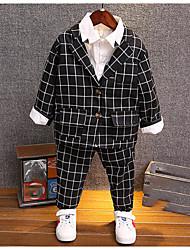 Boys' Stripe Sets,Cotton Winter Clothing Set