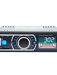 Недорогие -oem автомобильное радио 1 din стерео аудио mp3-плеер bluetoothv2.0 12v in-dash single fm receiver aux ресивер usb sd пульт дистанционного