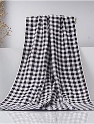Fresh Style Bath Towel,Pattern Superior Quality Polyester/Cotton Blend Towel