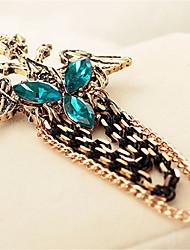 Муж. Жен. Броши Имитация Sapphire Имитация Алмазный обожаемый Классика Циркон Сплав Геометрической формы Бижутерия Назначение