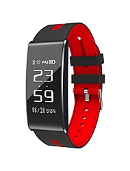 cheap -Smart Bracelet Smartwatch s13 for iOS / Android Blood Pressure Measurement / Calories Burned / Exercise Record / Distance Tracking / Pedometers Pedometer / Call Reminder / Sleep Tracker / Sedentary