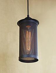 Contemporain Rustique Antique Artistique Inspiré de la nature Rétro Chic & Moderne Traditionnel/Classique Lampe suspendue Pour Salle de
