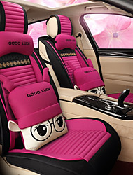 cheap -Automotive Seat Covers For universal All years Car Seat Covers Linen