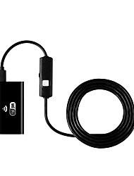 abordables -wifi endoscope caméra lentille de 8mm 3.5m étanche inspection endoscope endoscope serpent vidéo mini caméra pour ios android pc