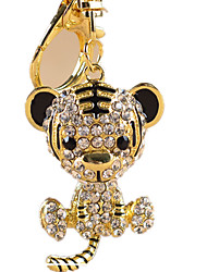 cheap -Key Chain Toys Novelty Tiger Animal Unisex Pieces