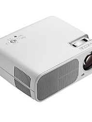 cheap -LCD Home Theater Projector 4000lm lm Android 4.4 Support XGA (1024x768) 32''-200'' inch Screen
