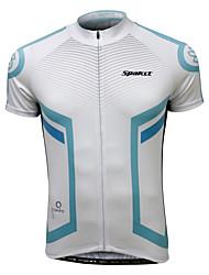 Недорогие -SPAKCT Велокофты и велошорты Муж. Для мужчин С короткими рукавами Велоспорт Наборы одеждыВелоспорт Низкое сопротивление ветру