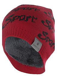 Adulti Autunno Inverno Maglina Classico Casual Cappelli Coppola,Con stampe Floreale A maglia