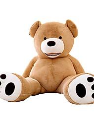 cheap -Teddy Bear Bear Stuffed Toys Stuffed Animals Plush Toy Cute Extra Large Animals Adults'