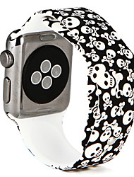 preiswerte -Uhrenarmband für Apple Watch Series 3 / 2 / 1 Apple Watch Series 3 Apple Watch Series 2 Apple Watch Series 1 Apple Handschlaufe Sport Band
