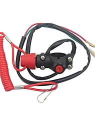 cheap -Kill Switch Button Emergency Stop Emergency Stop Push Button Dirt Bike