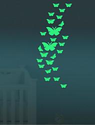 Недорогие -Рождество / Особые случаи / Новый год Материал ПВХ Свадебные украшения Праздник Весна, осень, зима, лето