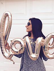 economico -1 pz legature amore stagnola palloncini addio al nubilato sta festa di nozze forniture decorazione di compleanno