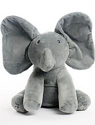 economico -Classico Elefante Animal Shape giocattoli farciti Animali peluches Carino Giocattolo del fumetto Animali Animali