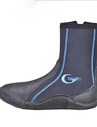 preiswerte -Wassersport Schuhe Herrn Damen warm halten Rutschfest Extraleicht(UL) Kunststoff Neopren Gummi Tauchen Surfen