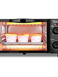 economico -Cucina Acciaio Inox 100-240 Elettrico Piastre e Griglie Tostapane e grill Barbecue elettrico Grill Pizzaioli & Forni