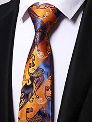 cheap -Men's Work Casual Polyester Necktie Striped